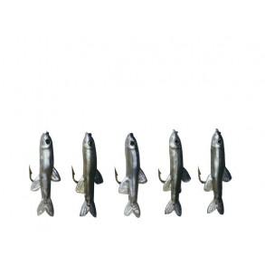 Gambe 5 poissons 30mm