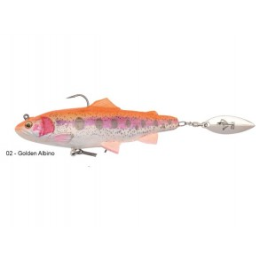 Savage Gear 4D Trout Spin Shad 14,5cm