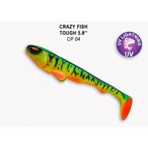 Crazy Fish Tough 150mm Lot de 2 pces