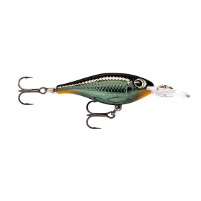 Ultra Light Shad 4cm 3gr plongée 1.2-1.5m
