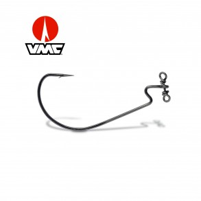 VMC MYSTIC SPINSHOT WIDE GAP TAILLE 1/0 4pcs