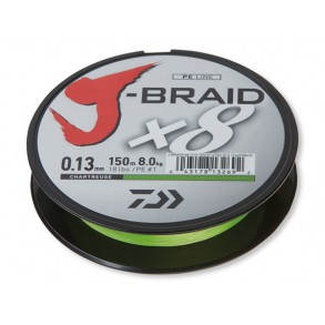 J-Braid X8 0.13mm / 150m / 8 kg