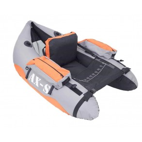 Sparrow Float Tube AXS Prémium Gris/Orange