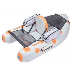Float Tube SPARROW Attack 160 Gris/Orange