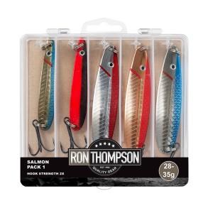RON THOMPSON SALMON PACK 1 INC. BOX 28-35G
