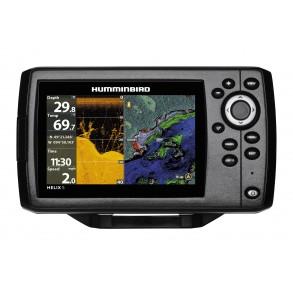 Humminbird Sondeur-GPS Helix 5 DI, Down Imaging