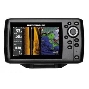 Humminbird Sondeur-GPS Helix 5 SI, Side Imaging