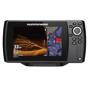 Humminbird Sondeur-GPS Helix 7 MSI G3N (Side Imaging)
