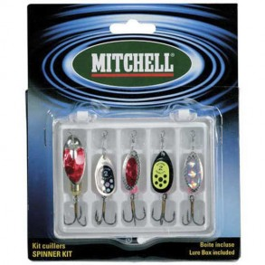 MITCHELL LEURE KIT SPINNERS