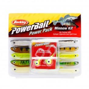 Berkley PowerBait® Pro Pack Minnow