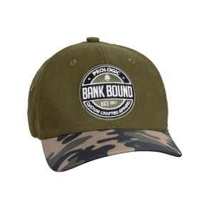 BANK BOUND CAMO CAP ONE SIZE GREEN/CAMO