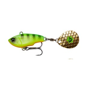 Leurre Coulant Savage Gear Fat Tail Spin - 5.5Cm 24gr